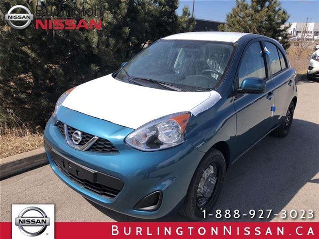 2018 Nissan Micra SV (Stk: X9003) in Burlington - Image 1 of 2