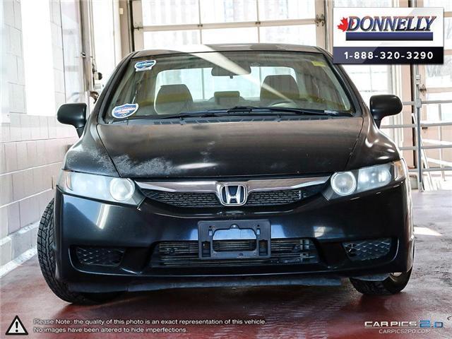 2009 Honda Civic DX-G (Stk: PBWDR573A) in Ottawa - Image 2 of 26
