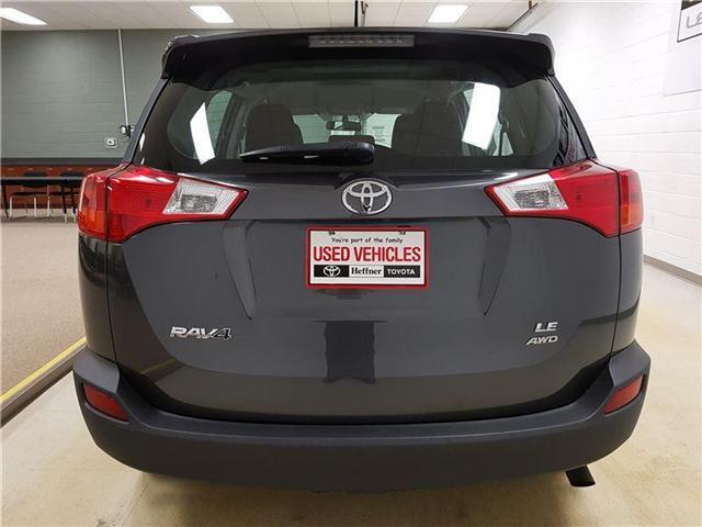 2015 Toyota RAV4  (Stk: 185278) in Kitchener - Image 8 of 19