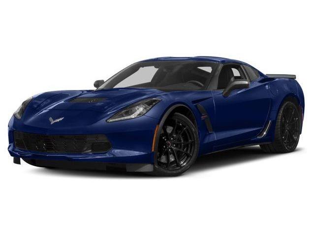 2019 Chevrolet Corvette Grand Sport (Stk: 102590) in Richmond Hill - Image 1 of 8