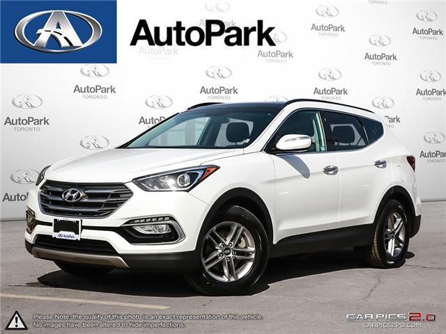 2018 Hyundai Santa Fe Sport 2.4 Premium (Stk: 18-17924RSR) in Toronto - Image 1 of 26