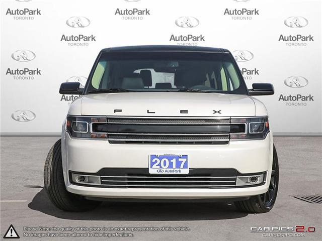 2017 Ford Flex Limited (Stk: 17-08604RSR) in Toronto - Image 2 of 28