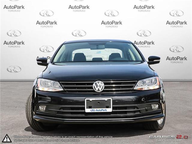 2015 Volkswagen Jetta 2.0 TDI Comfortline (Stk: 15-33809SR) in Toronto - Image 2 of 26