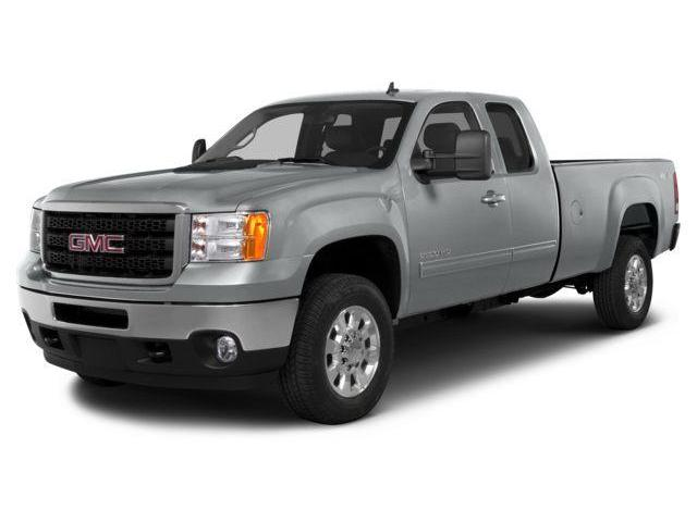 2013 GMC Sierra 2500HD SLE (Stk: JK-1001B) in Okotoks - Image 1 of 1