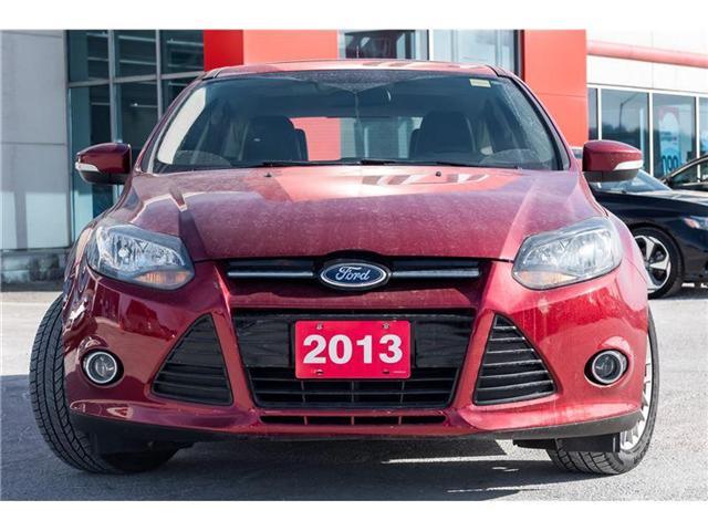 2014 Ford Focus Titanium (Stk: F18083B) in Orangeville - Image 2 of 20