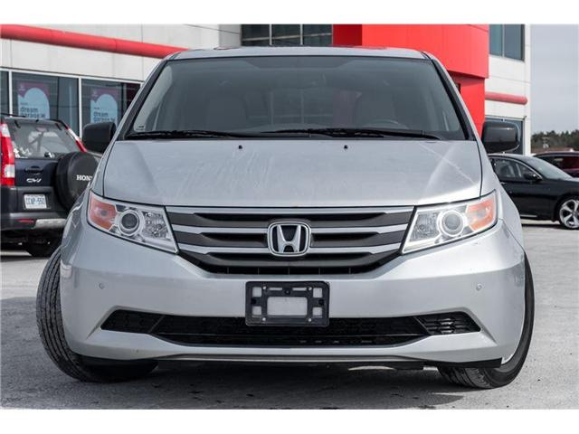 2013 Honda Odyssey EX-L (Stk: U2906) in Orangeville - Image 2 of 20