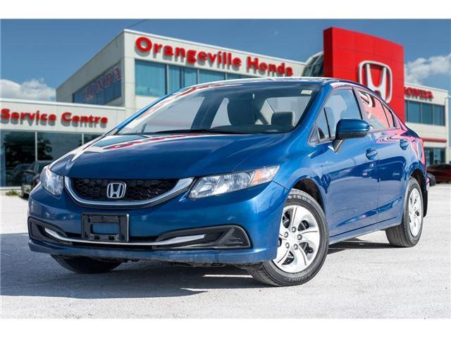 2015 Honda Civic LX (Stk: F18110A) in Orangeville - Image 1 of 20