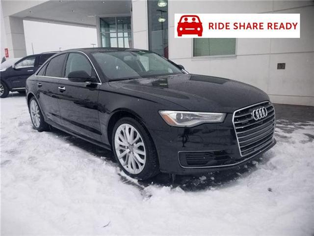2016 Audi A6 2.0T Technik (Stk: U184058) in Calgary - Image 1 of 30
