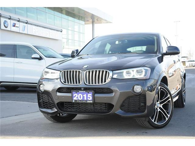 2015 BMW X4 xDrive35i (Stk: PE87513) in Brampton - Image 1 of 13