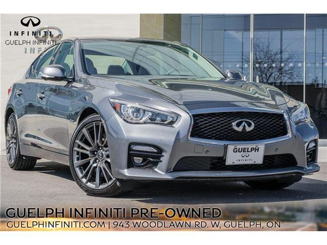2017 Infiniti Q50  (Stk: I6297) in Guelph - Image 1 of 26