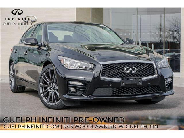 2017 Infiniti Q50  (Stk: I6488) in Guelph - Image 1 of 26