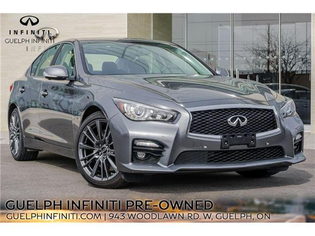 2017 Infiniti Q50  (Stk: I6489) in Guelph - Image 1 of 26