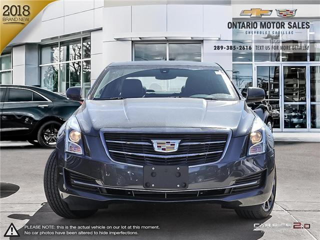 2018 Cadillac ATS 2.0L Turbo Base (Stk: 8152351) in Oshawa - Image 2 of 18