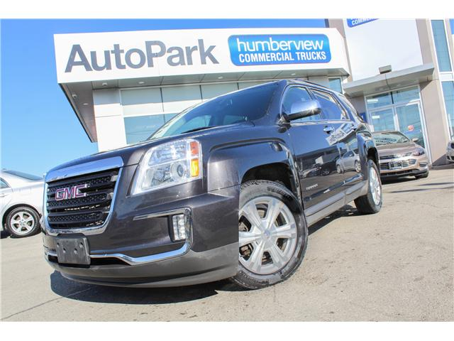 2016 GMC Terrain SLE-2 (Stk: ) in Mississauga - Image 1 of 26