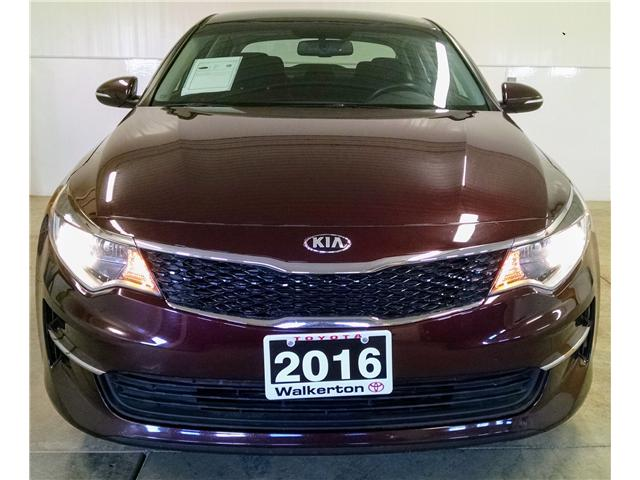2016 Kia Optima LX (Stk: L8006) in Walkerton - Image 2 of 30