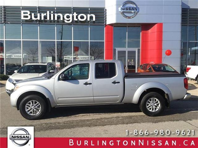 2017 Nissan Frontier SV (Stk: A6400) in Burlington - Image 1 of 17