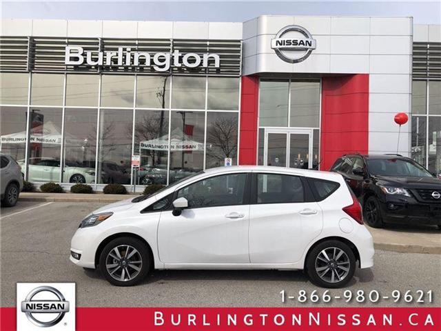 2017 Nissan Versa Note SL (Stk: A6396) in Burlington - Image 1 of 19