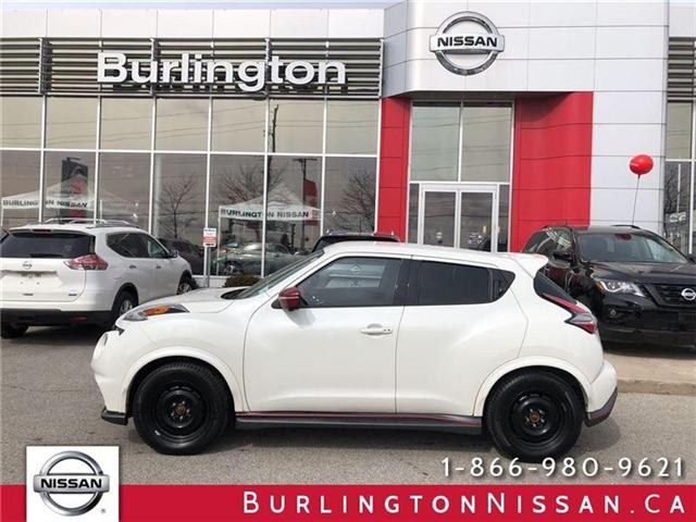 2015 Nissan Juke  (Stk: A6458) in Burlington - Image 1 of 15