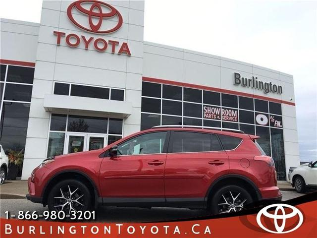 2016 Toyota RAV4  (Stk: U10103) in Burlington - Image 1 of 22