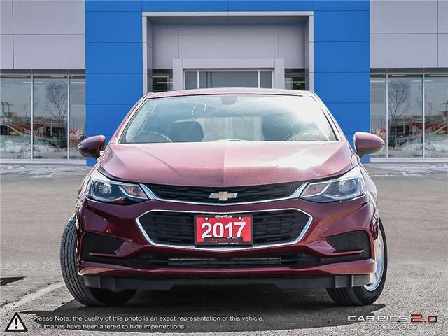 2017 Chevrolet Cruze LT Auto (Stk: 4278A1) in Mississauga - Image 2 of 27