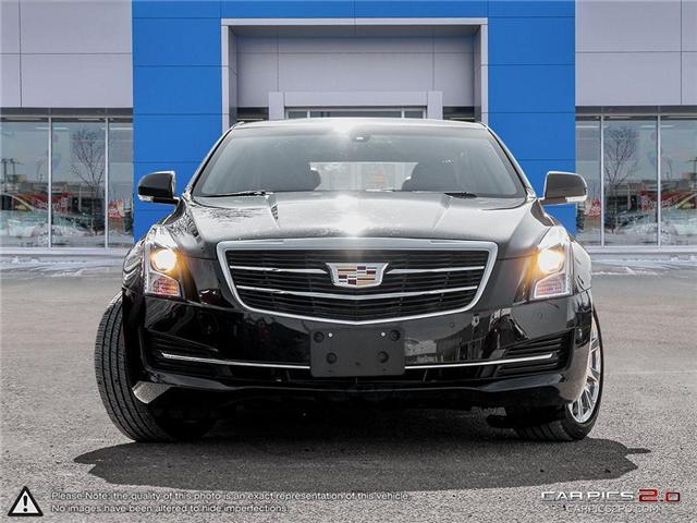 2017 Cadillac ATS 2.0L Turbo Luxury (Stk: 9777A) in Mississauga - Image 2 of 27