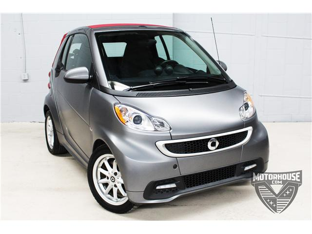 2014 Smart fortwo electric drive Passion (Stk: 1705) in Carleton Place - Image 1 of 29