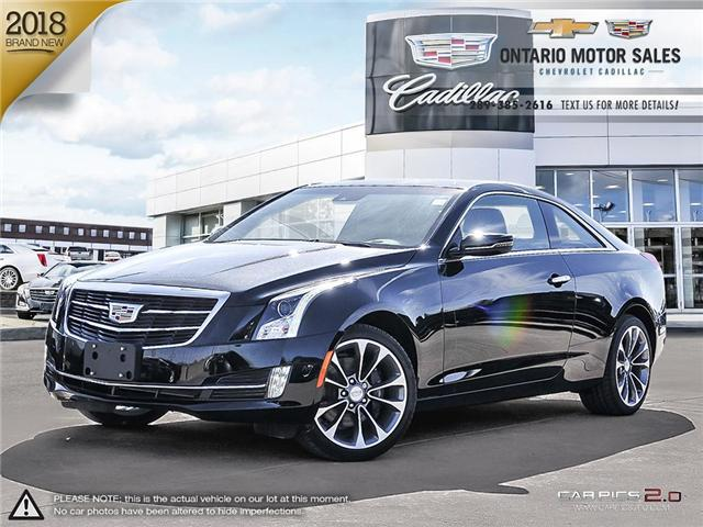 2018 Cadillac ATS 2.0L Turbo Luxury (Stk: 8159223) in Oshawa - Image 1 of 18