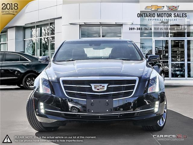2018 Cadillac ATS 2.0L Turbo Luxury (Stk: 8159223) in Oshawa - Image 2 of 18