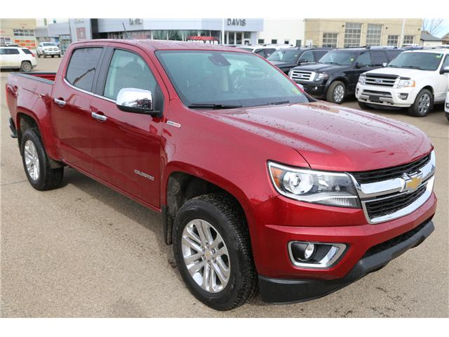 2017 Chevrolet Colorado LT (Stk: 163146) in Medicine Hat - Image 1 of 23