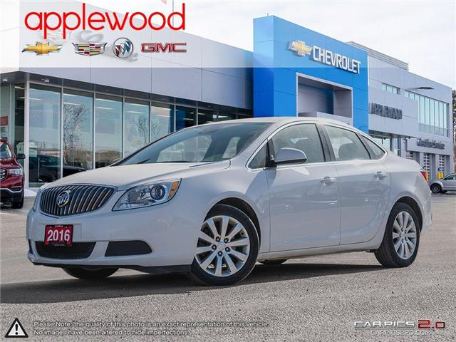 2016 Buick Verano Base (Stk: 4358A) in Mississauga - Image 1 of 27