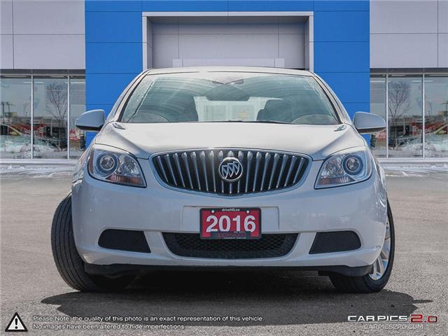 2016 Buick Verano Base (Stk: 4358A) in Mississauga - Image 2 of 27
