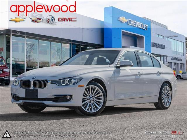 2014 BMW 328i xDrive (Stk: 1531P) in Mississauga - Image 1 of 24