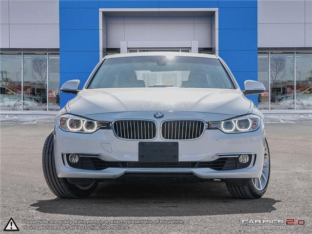 2014 BMW 328i xDrive (Stk: 1531P) in Mississauga - Image 2 of 24
