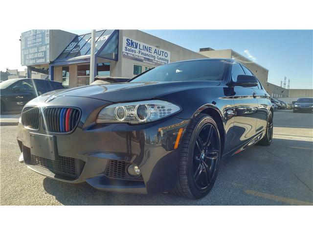 2011 BMW 550i  (Stk: ) in Concord - Image 1 of 22