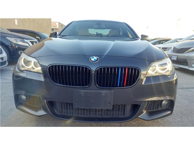 2011 BMW 550i  (Stk: ) in Concord - Image 2 of 22