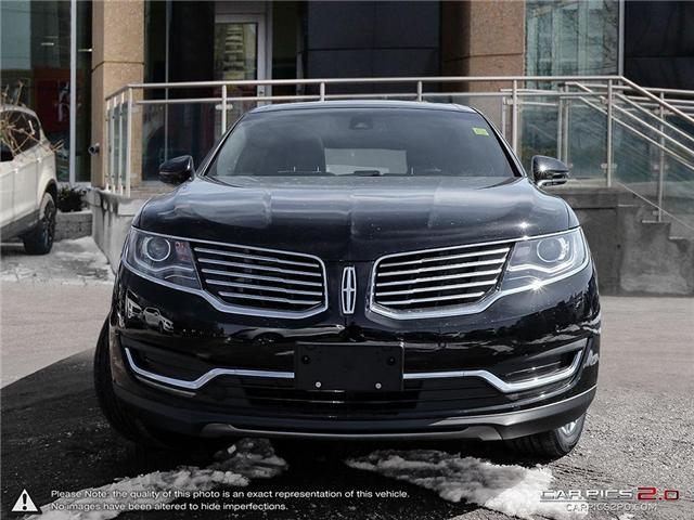 2018 Lincoln MKX Reserve (Stk: LX18489) in Barrie - Image 2 of 27