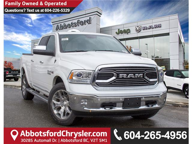 2018 RAM 1500 Longhorn (Stk: J230416) in Abbotsford - Image 1 of 28