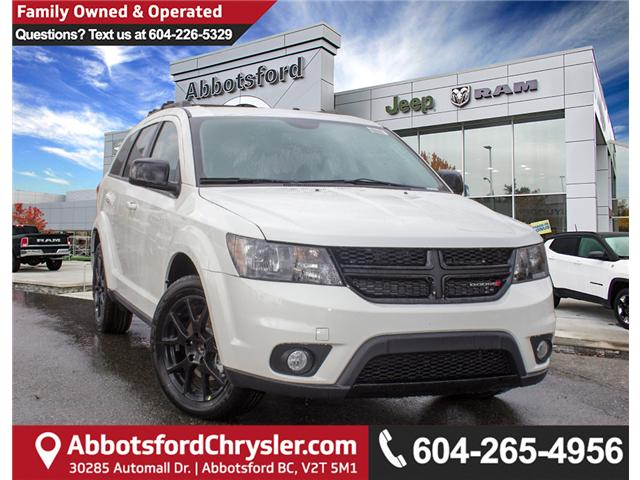2018 Dodge Journey SXT (Stk: J275258) in Abbotsford - Image 1 of 27