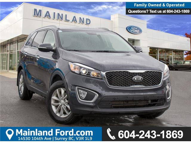 2018 Kia Sorento 2.4L LX (Stk: P1278) in Surrey - Image 1 of 27