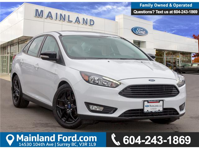 2016 Ford Focus SE (Stk: P8051A) in Surrey - Image 1 of 29