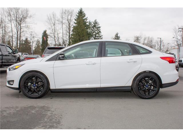 2016 Ford Focus SE (Stk: P8051A) in Surrey - Image 4 of 29