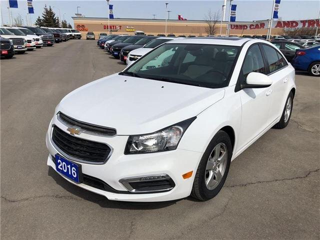 2016 Chevrolet Cruze |2LT|HTD LEATHER|ROOF|PIONEER|LEASE RTN!| (Stk: PA16732) in BRAMPTON - Image 2 of 21