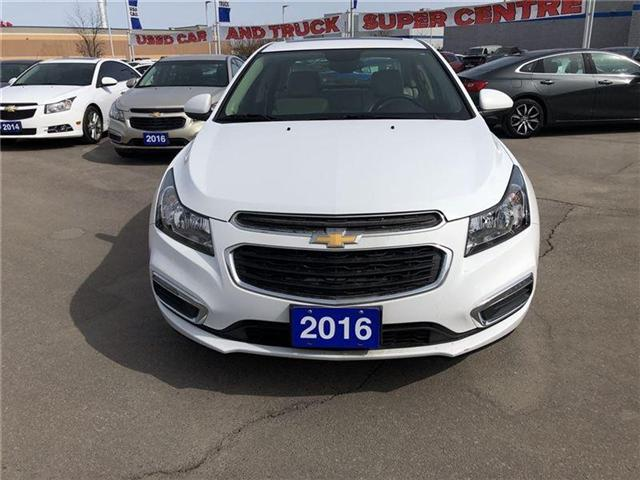 2016 Chevrolet Cruze |2LT|HTD LEATHER|ROOF|PIONEER|LEASE RTN!| (Stk: PA16732) in BRAMPTON - Image 3 of 21