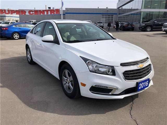 2016 Chevrolet Cruze |2LT|HTD LEATHER|ROOF|PIONEER|LEASE RTN!| (Stk: PA16732) in BRAMPTON - Image 4 of 21