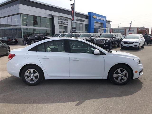 2016 Chevrolet Cruze |2LT|HTD LEATHER|ROOF|PIONEER|LEASE RTN!| (Stk: PA16732) in BRAMPTON - Image 5 of 21