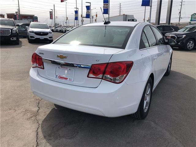 2016 Chevrolet Cruze |2LT|HTD LEATHER|ROOF|PIONEER|LEASE RTN!| (Stk: PA16732) in BRAMPTON - Image 6 of 21