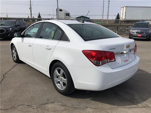 2016 Chevrolet Cruze |2LT|HTD LEATHER|ROOF|PIONEER|LEASE RTN!| (Stk: PA16732) in BRAMPTON - Image 8 of 21