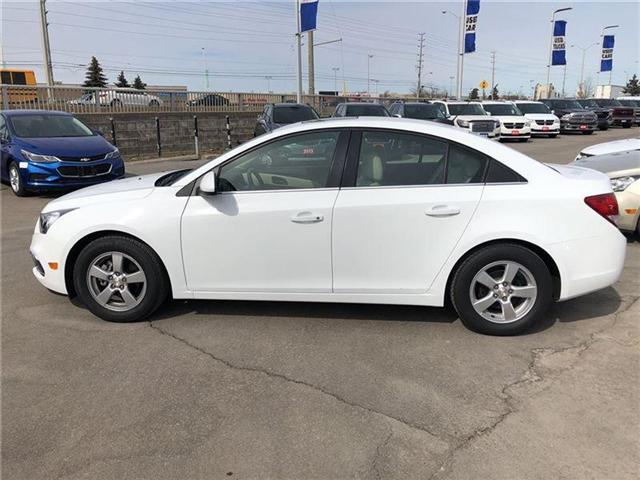 2016 Chevrolet Cruze |2LT|HTD LEATHER|ROOF|PIONEER|LEASE RTN!| (Stk: PA16732) in BRAMPTON - Image 9 of 21