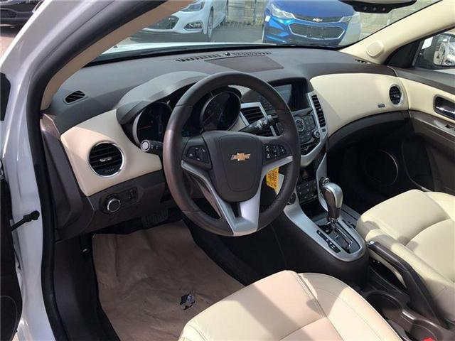 2016 Chevrolet Cruze |2LT|HTD LEATHER|ROOF|PIONEER|LEASE RTN!| (Stk: PA16732) in BRAMPTON - Image 11 of 21