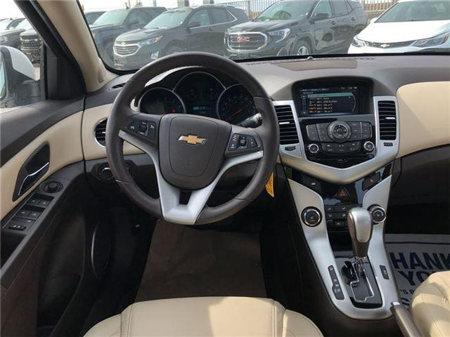 2016 Chevrolet Cruze |2LT|HTD LEATHER|ROOF|PIONEER|LEASE RTN!| (Stk: PA16732) in BRAMPTON - Image 14 of 21